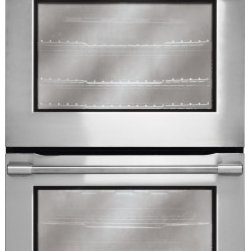 "Electrolux Icon - Professional E30EW85GPS 30"" Double Electric Wall Oven with 4.2 Cu. Ft. Upper/Low - Electrolux ICON Wall Ovens are as smart and purposeful as they are elegant With intelligent features such as Wave-Touch controls that activate with the touch of a finger and the exceptional performance of CustomConvect Convection Technology youll fin..."