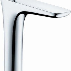 Hansgrohe - Hansgrohe 15072401 Puravida High riser Faucet - Single-Hole Faucet, Tall