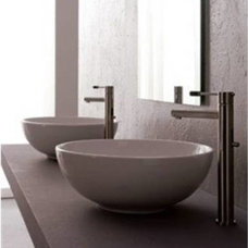 Modern Bathroom Sinks by HomeClick