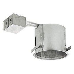 Progress Lighting - Progress Lighting P186-TG Recessed Remodel Recessed - For use in existing ceilings. Integral flange on housing and exclusive locking bars permit quick mounting in ceilings from 1/2in to 1in thick. UL and CUL listed for damp locations.
