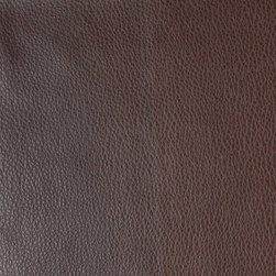 Brown Distressed Leather Grain Upholstery Faux Leather By The Yard - This material is great for automotive, commercial and residential upholstery. It is very easy to clean with mild soap and water.