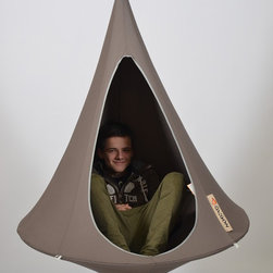 Cacoon Bonsai - Cacoon Bonsai - Our smallest Cacoon - ideal for a child's bedroom or simply the best addition to any swing frame! Somewhere the kids will be happy to hang out in for hours...