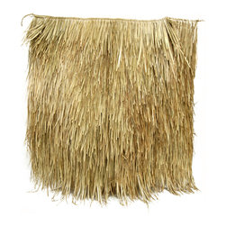 "Mexican Palm Thatch Panel 48"" x 48"" - 10Piece Bundle - Mexican Palm Thatch Panel 48"" x 48"" - 10Piece Bundle"