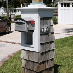 Distinctive Mailboxes - Shake, shake, shake that mailbox!
