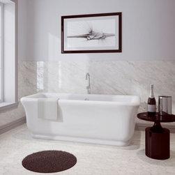 Caml Tomlin Merit 6' - Caml Tomlin Merit 71FS33 Freestanding Bathtub
