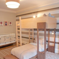 Contemporary Kids Beds Kid's Rooms