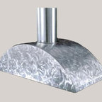 Prizer Hoods - Prizer Crescent Wall Mounted Hood - Available Heights