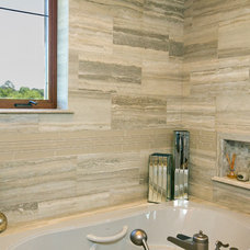 Modern Tile by Kitchen & Bath Cottage