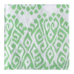 Amber Sheets, Mint - I love the mint trend, and this pattern is so fun for summer. It's the perfect amount of girly.