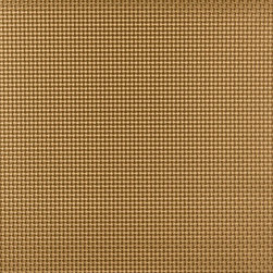 Bronze Circular Geometric Patterned Vinyl By The Yard - P6778 is great for residential, commercial, automotive and hospitality applications. This faux leather will exceed 100,000 double rubs (15,000 is considered heavy duty), and is very easy to clean and maintain.