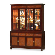 Shop Henredon Double Full Glass China Cabinet Products on Houzz