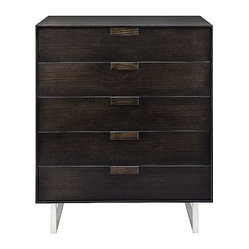 Series 11 5 Drawer Dresser by Blu Dot