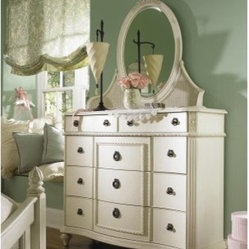 Emma's Treasures 11 - Drawer Bureau Dresser