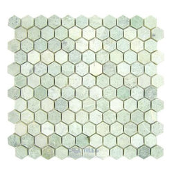 Clear View Tiles | 030-15-32 | Ming Green | Tile -