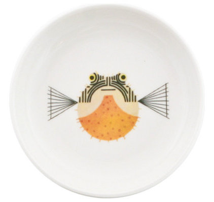Eclectic Serveware by Fishs Eddy