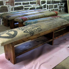 Contemporary Upholstered Benches by Etsy