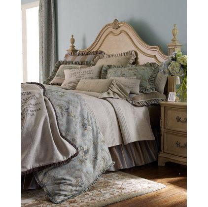 Traditional Bedskirts by Horchow