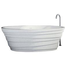 Modern Bathtubs by ADM Bathroom Design
