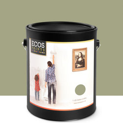 Imperial Paints - Interior Semi-Gloss Trim & Furniture Paint, Misty Moss - Overview: