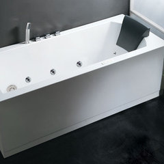 modern bathtubs by Quality Bath