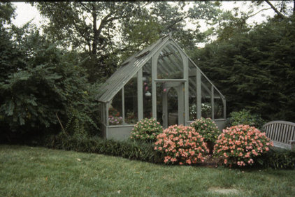 traditional greenhouses by sturdi-built.com