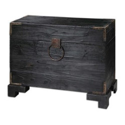 Uttermost Carino Trunk Table