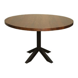 NOIR - NOIR Furniture - Park Dining Table - GTAB476MT - Features: