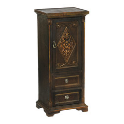 Sterling Industries - Medecci Hall Cabinet - Medecci Hall Cabinet by Sterling Industries