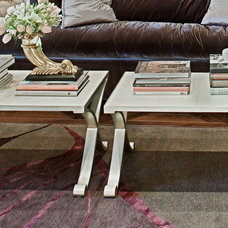 Traditional Coffee Tables by Jamie Herzlinger