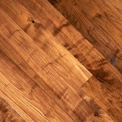 Elmwood Reclaimed Timber - Hardwood Walnut Country Select Flooring & Paneling - Elmwood Reclaimed Timber - Old Growth Hardwood Walnut Flooring.