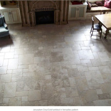 Mediterranean Wall And Floor Tile by CheaperFloors