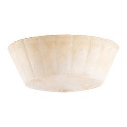 Kichler - Kichler 340105 Universal Bowl Glass - Kichler 340105 Universal Bowl Glass