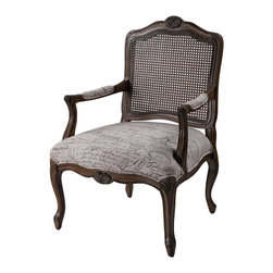 Sterling - Sterling 6071398 Marianne Arm Chair - Sterling 6071398 Marianne Arm Chair