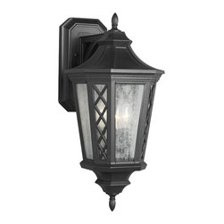Murray Feiss - Murray Feiss OL9504TXB Wembley Park 3 Bulb Textured Black Outdoor Lantern - Murray Feiss OL9504TXB Wembley Park 3 Bulb Textured Black Outdoor Lantern