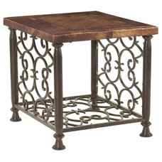 Mediterranean Side Tables And End Tables by Hayneedle