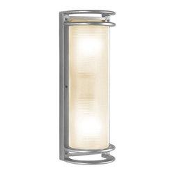 Access Lighting - Poseidon Outdoor 2-lt Wet Location Bulkhead - Poseidon Outdoor 2-lt Wet Location Bulkhead