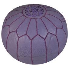 Mediterranean Floor Pillows And Poufs by Berber Decor