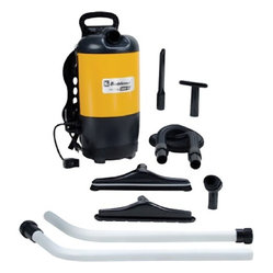 Thorne Bp1400 Backpack Vacuum