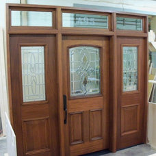 Traditional Front Doors by Stratton Creek Wood Works