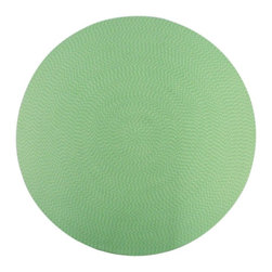 None - Lemonade Indoor/ Outdoor Lime Braided Rug (6' Round) - This braided rug features a cross-blocked construction durable enough for the roughest weather conditions. This indoor/outdoor rug is made of polypropylene that is made with surface yarns that are anti-rot, anti-mildew and are treated to withstand UV.