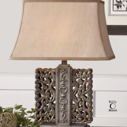 "26844 Velino by uttermost - Get 10% discount on your first order. Coupon code: ""houzz"". Order today."