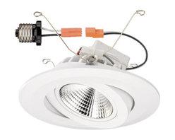 """Designer Fountain - 6"""" LED Recessed Retrofit - 6 inches LED recessed retrofit kit."""