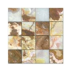 Geology onyx mosaic collection - Discover the unique Geology onyx mosaic tile collection.