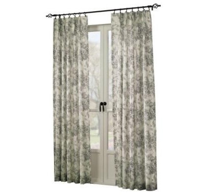 Traditional Curtains by Home Depot