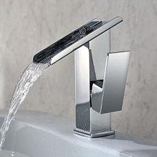Modern Bathroom Sink Faucets by sinofaucet