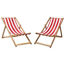 Contemporary Outdoor Lounge Chairs by Target