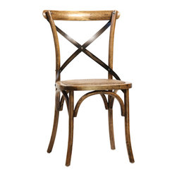 Dovetail Furniture - Portobello Dining Chair -