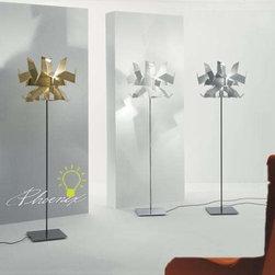 Glow Floor Lamp - Design by Enrico Franzolini and Vicente Garcia Jimenez, 2005.