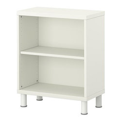 Ebba Strandmark - STUVA Storage combination with shelf - Storage combination with shelf, white