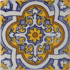 Mediterranean Tile by Tierra y Fuego